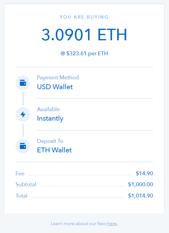 avoid coinbase bitcoin fees