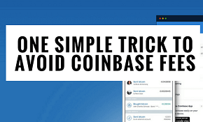 how to avoid coinbase fees for bitcoin